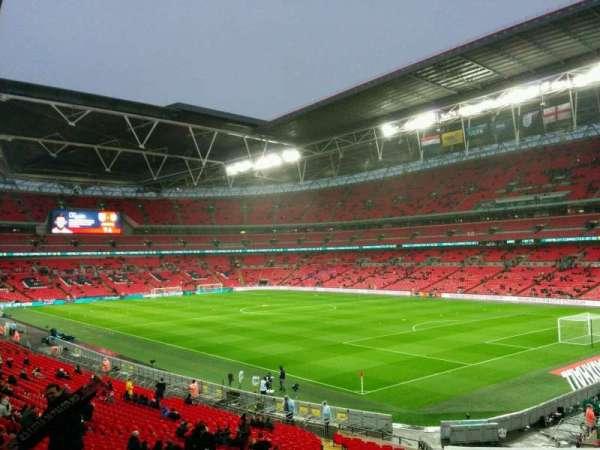Wembley Stadium, secção: 138, fila: 35, lugar: 147