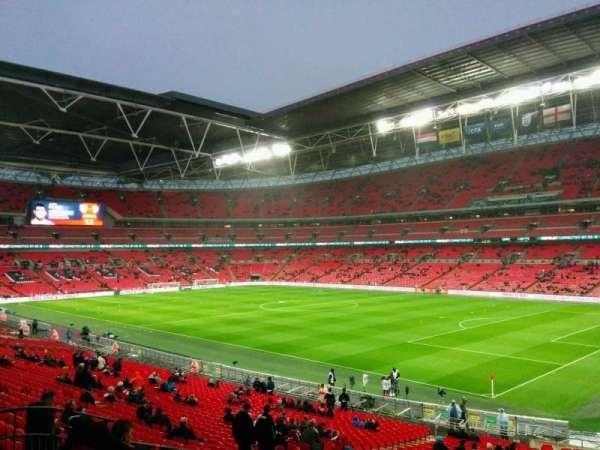 Wembley Stadium, secção: 139, fila: 37, lugar: 174
