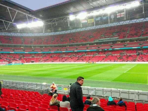 Wembley Stadium, secção: 141, fila: 15, lugar: 230