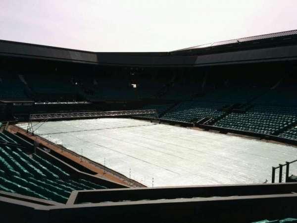 Wimbledon, Centre Court, secção: 209, fila: f