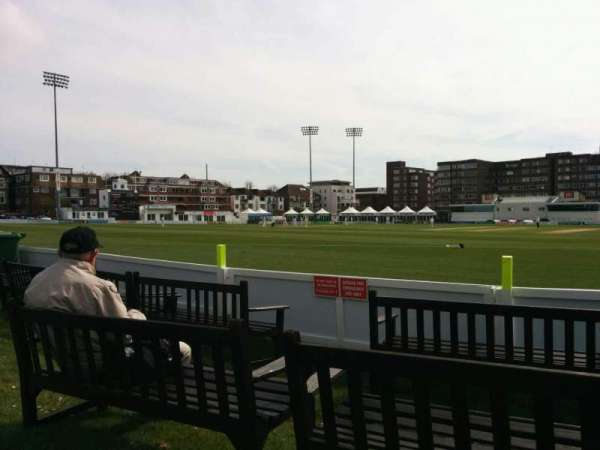 County Cricket Ground (Hove), secção: ga
