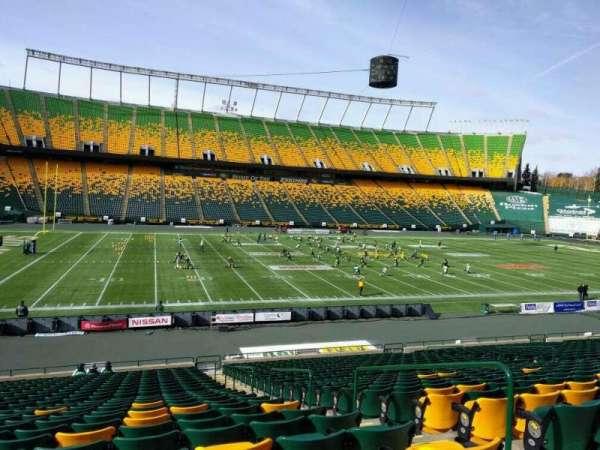 Commonwealth Stadium (Edmonton), secção: x, fila: 25, lugar: 4