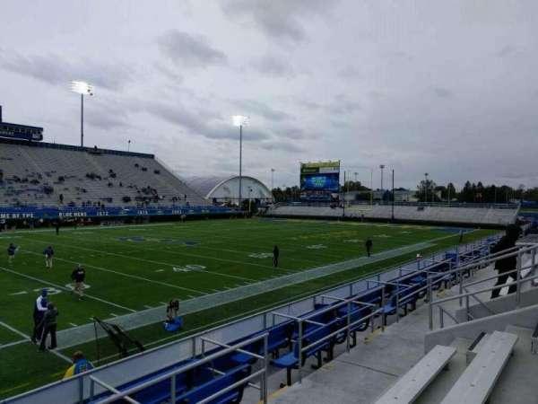 Delaware Stadium, secção: m, fila: d, lugar: 16