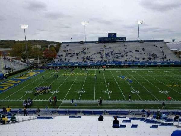Delaware Stadium, secção: l, fila: ii, lugar: 14