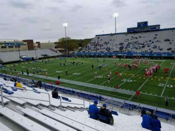 Delaware Stadium, secção: i, fila: t, lugar: 22