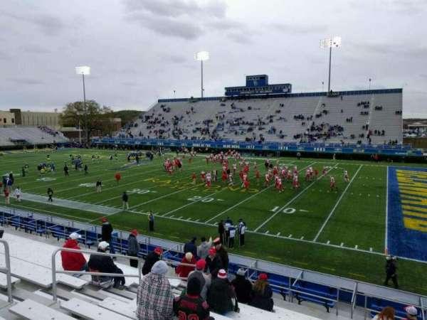 Delaware Stadium, secção: h, fila: n, lugar: 7
