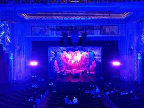 Hollywood Pantages Theatre, secção: Mezzanine C, fila: b, lugar: 107
