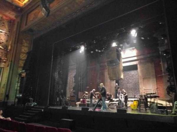 Hollywood Pantages Theatre, secção: Orchestra RC, fila: f, lugar: 205