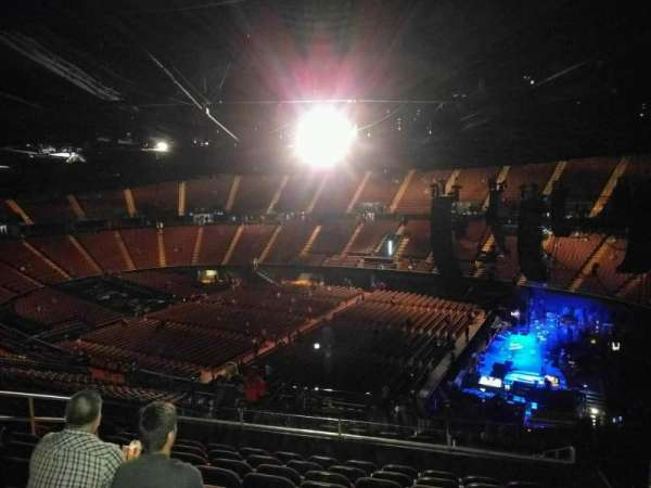 The Forum, secção: 212, fila: 13, lugar: 11