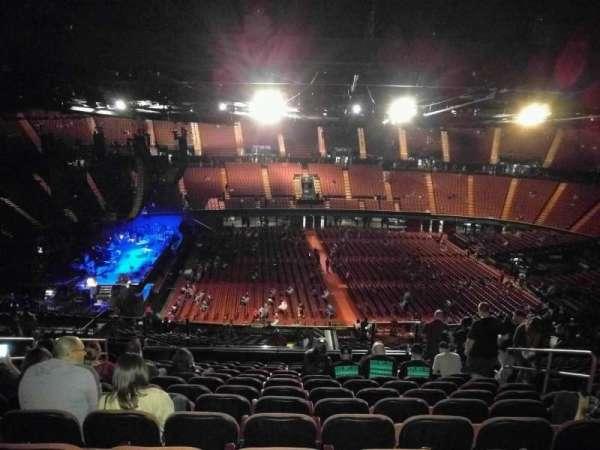The Forum, secção: 226, fila: 17, lugar: 9