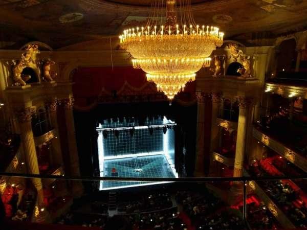 Academy of Music, secção: Amphitheater E, fila: c, lugar: 114