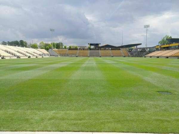 Fifth Third Bank Stadium, secção: Field