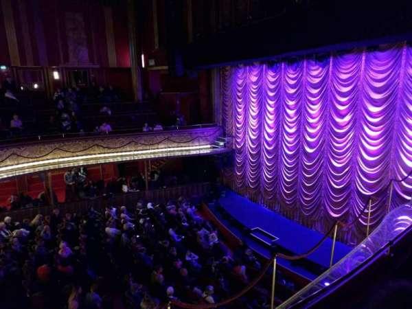 Folies Bergère, secção: balcony, fila: o, lugar: 14
