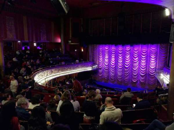 Folies Bergère, secção: balcony, fila: g, lugar: 24