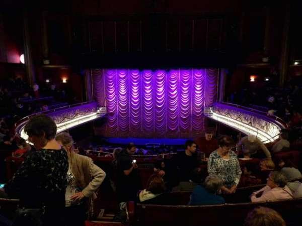 Folies Bergère, secção: balcony, fila: f, lugar: 2