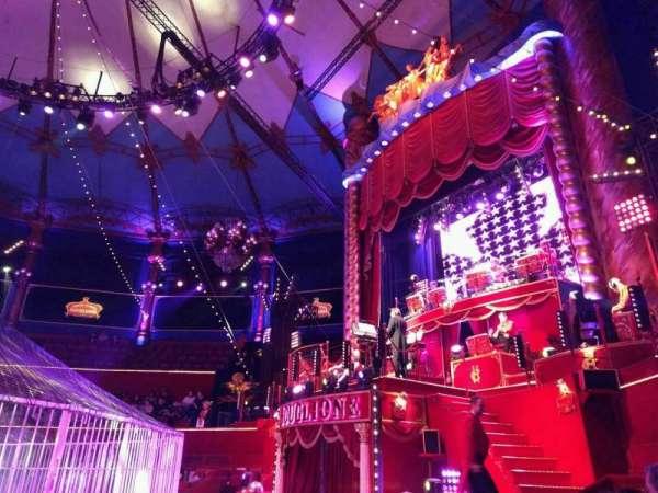 Cirque d'Hiver, secção: loge 16