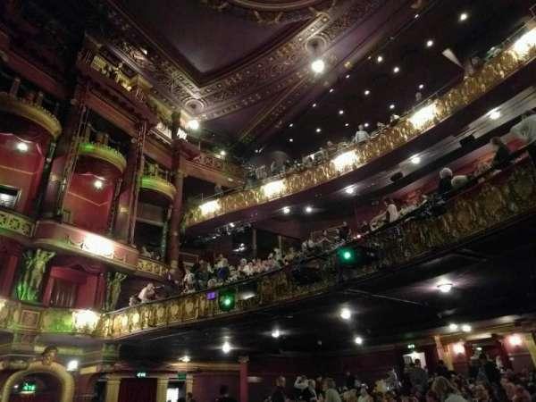 Palace Theatre (Manchester), secção: stalls