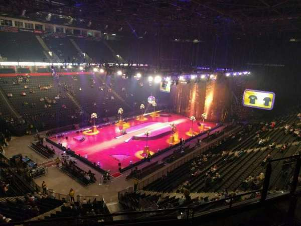Manchester Arena, secção: 211, fila: e, lugar: 13