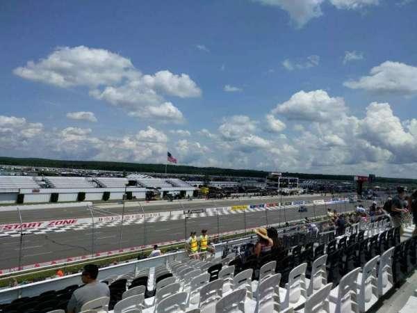 Pocono Raceway, secção: 240, fila: 30, lugar: 15
