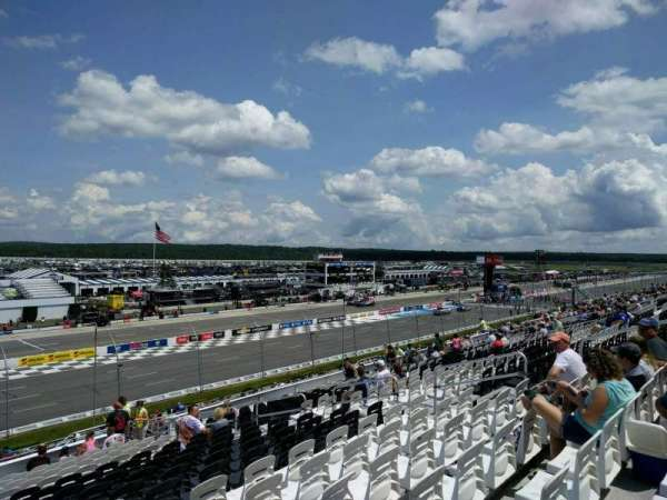 Pocono Raceway, secção: 236, fila: 37, lugar: 12