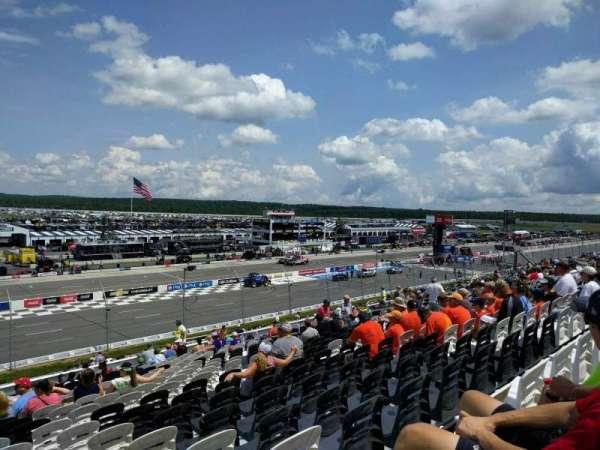 Pocono Raceway, secção: 234, fila: 39, lugar: 18