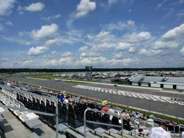 Pocono Raceway, secção: 234, fila: 38, lugar: 18