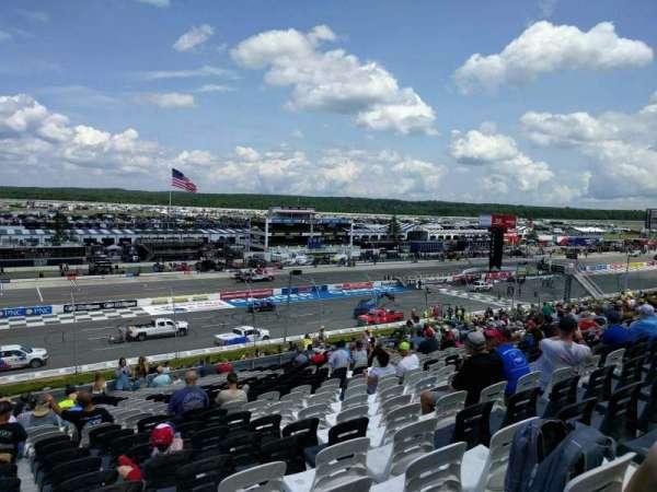 Pocono Raceway, secção: 230, fila: 40, lugar: 20