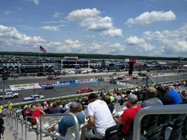 Pocono Raceway, secção: 229, fila: 39, lugar: 1
