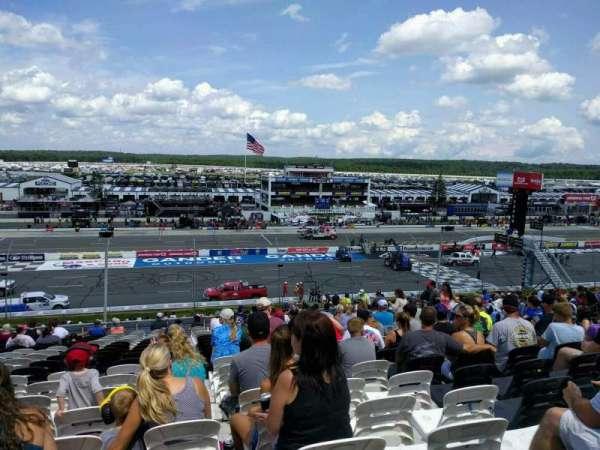 Pocono Raceway, secção: 228, fila: 38, lugar: 12