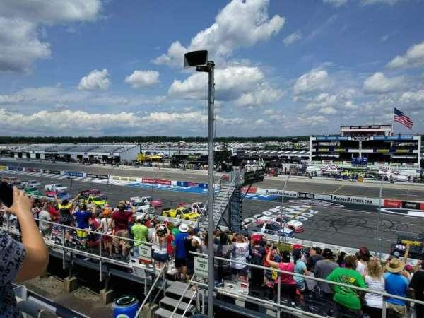 Pocono Raceway, secção: 225, fila: 19, lugar: 21