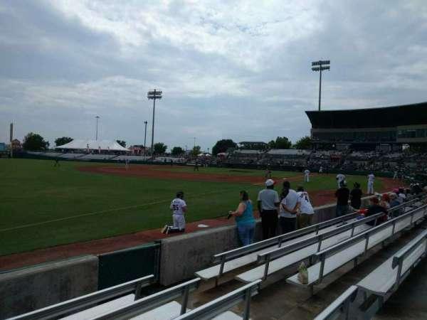 Nelson W. Wolff Municipal Stadium, secção: 119, fila: f, lugar: 6