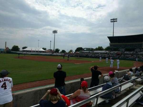 Nelson W. Wolff Municipal Stadium, secção: 117, fila: e, lugar: 16