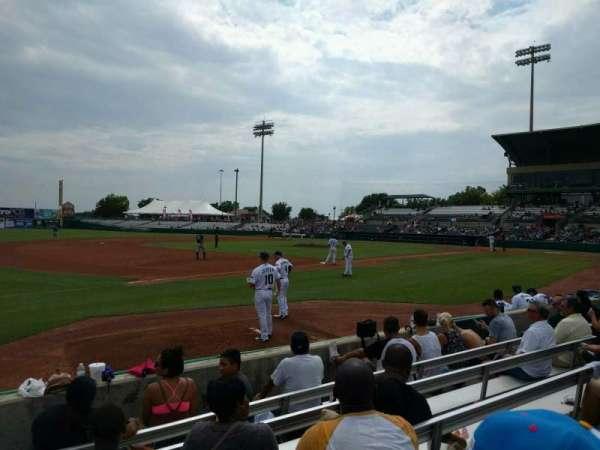 Nelson W. Wolff Municipal Stadium, secção: 115, fila: f, lugar: 15