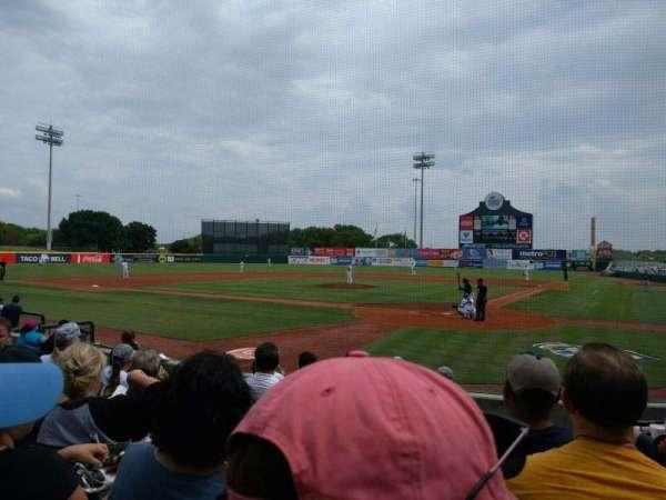 Nelson W. Wolff Municipal Stadium, secção: 103, fila: i, lugar: 2