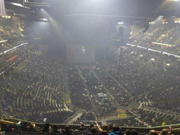 Nationwide Arena, secção: 211, fila: k, lugar: 12