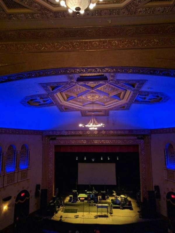 Michigan Theater, secção: balc c, fila: g, lugar: 108
