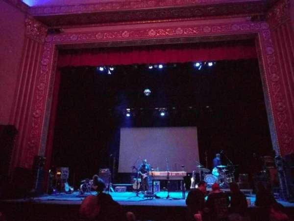 Michigan Theater, secção: orchestra center, fila: h, lugar: 108