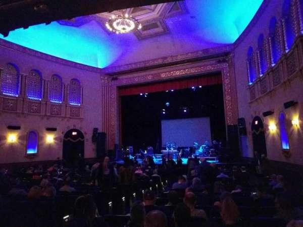 Michigan Theater, secção: orchestra right, fila: u, lugar: 10