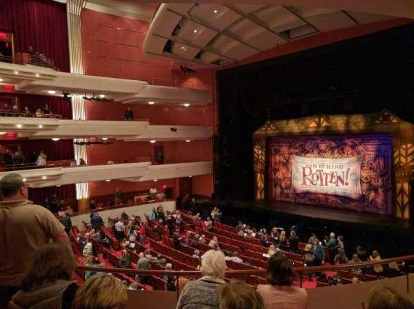 Thrivent Hall at Fox Cities Performing Arts Center, secção: Dress Circle, fila: d, lugar: 246