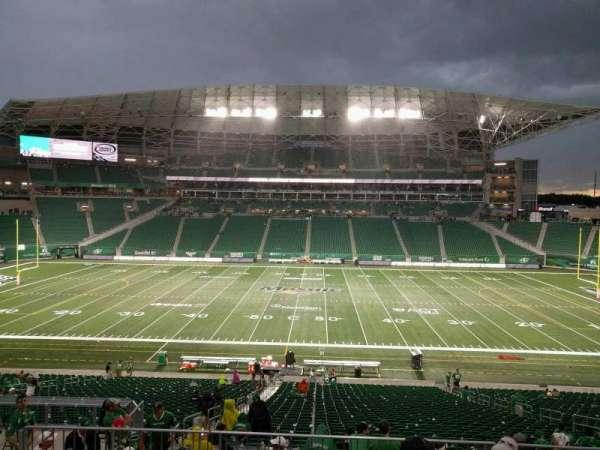 Mosaic Stadium, secção: 314, fila: 9, lugar: 5