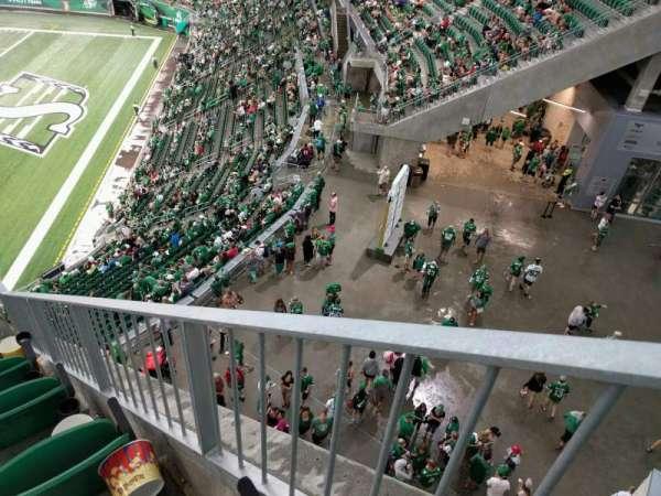 Mosaic Stadium, secção: 530, fila: 5, lugar: 2