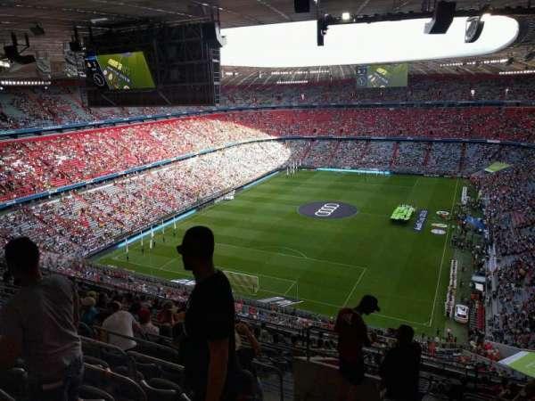 Allianz Arena, secção: 342, fila: 17, lugar: 14