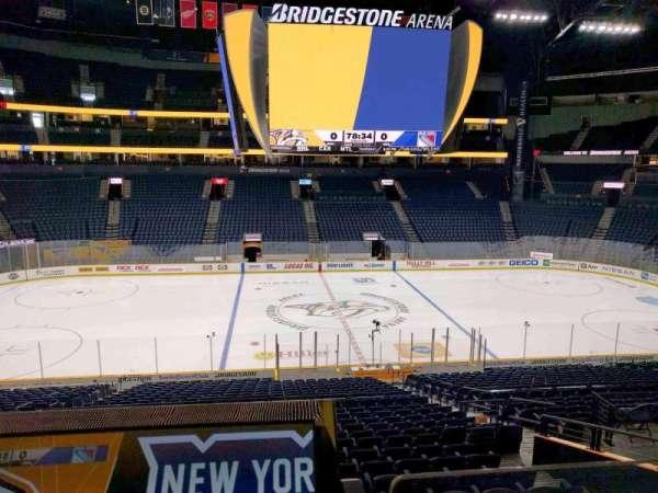 Bridgestone Arena, secção: suite 9