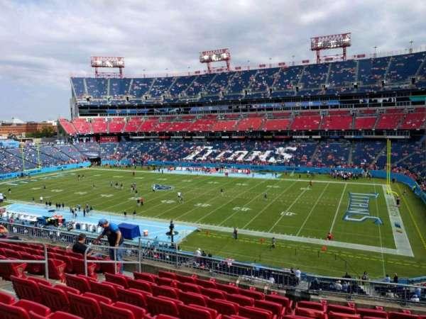 Nissan Stadium, secção: 231, fila: j, lugar: 6