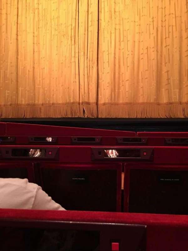 Metropolitan Opera House - Lincoln Center, secção: Orch, fila: C, lugar: 112