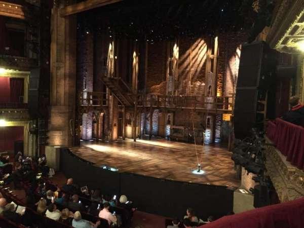CIBC Theatre, secção: Dress Circle Box 2, fila: BX2, lugar: 204