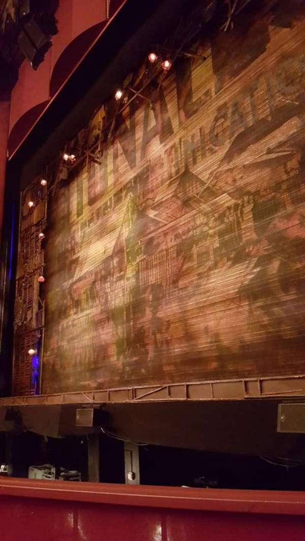 The Kennedy Center Opera House, secção: Orchestra Right, fila: E, lugar: 10