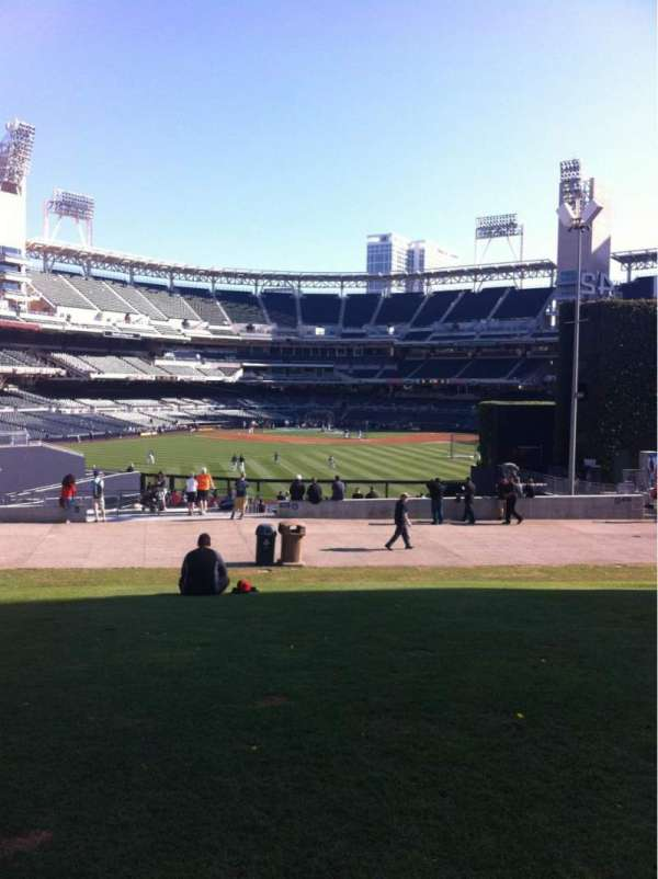 Petco Park, secção: Park At The Park