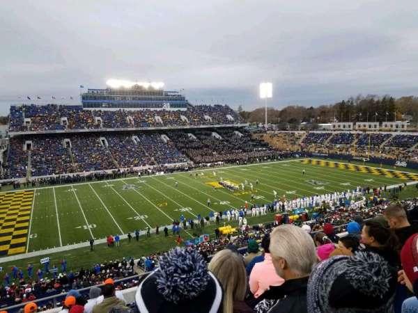 Navy-Marine Corps Memorial Stadium, secção: 132, fila: 11, lugar: 17