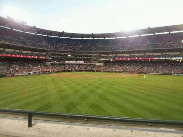 Angel Stadium, secção: P239, fila: B, lugar: 12